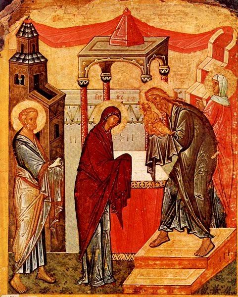 Ermitage notre dame de casalibus pr sentation du seigneur au temple - Office des lectures du jour ...