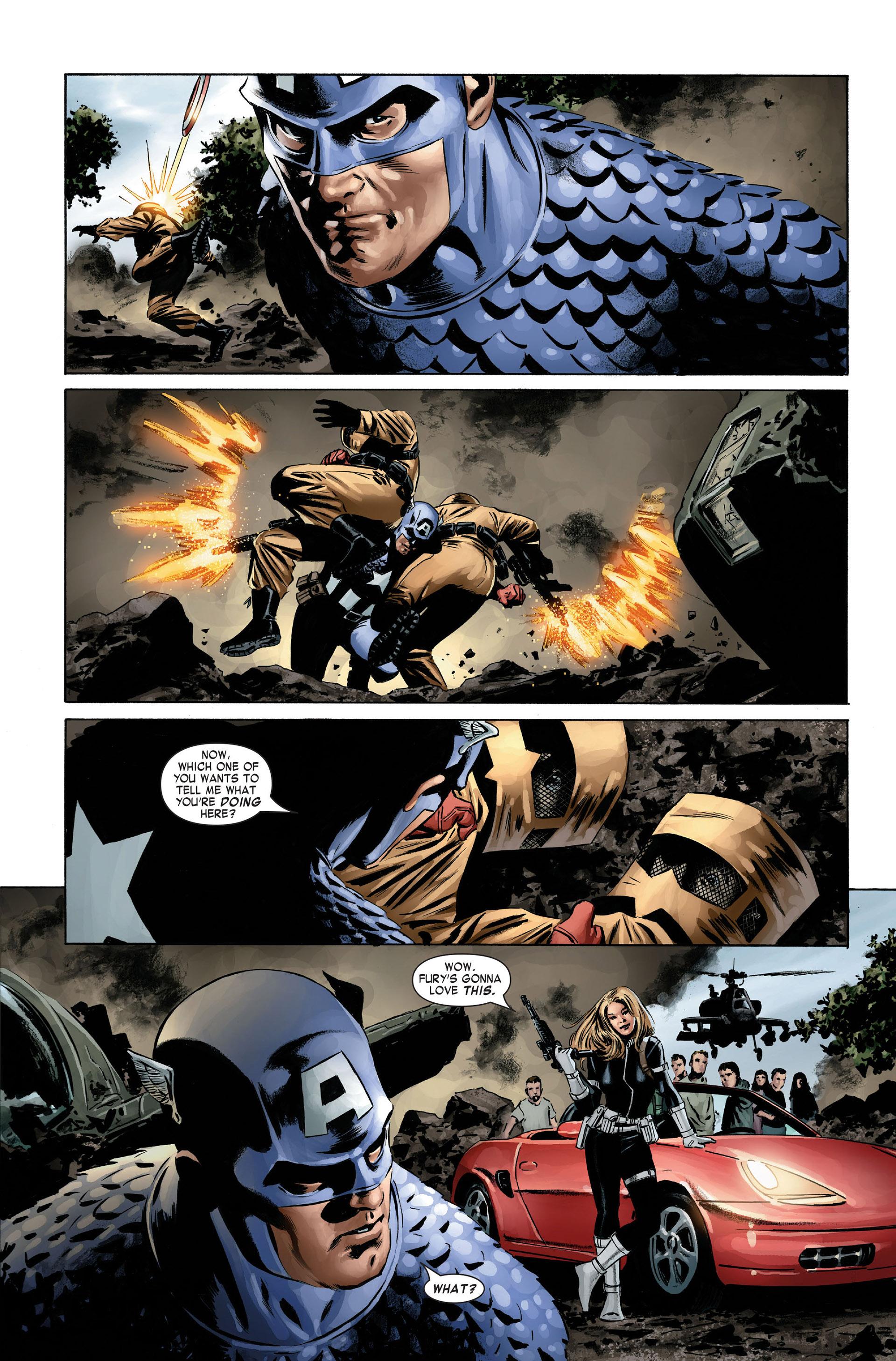 Captain America (2005) Issue #3 #3 - English 15