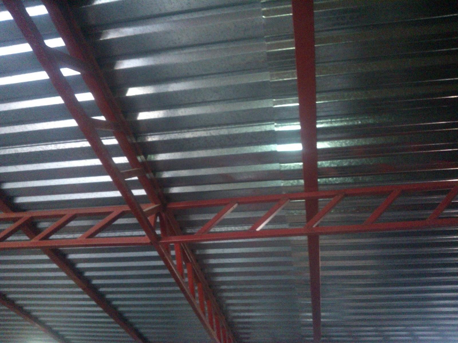 Domos Ravisa Instalaciones Con Laminas Acanaladas