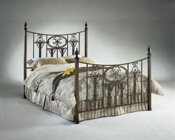 art and interior wrought iron beds and other metal furniture. Black Bedroom Furniture Sets. Home Design Ideas