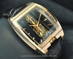 Corum Golden Bridge Automatic Rosegold