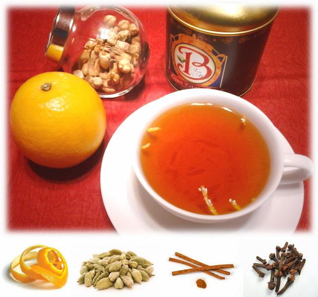 聖誕茶 耶誕茶 christmas tea recipe spice