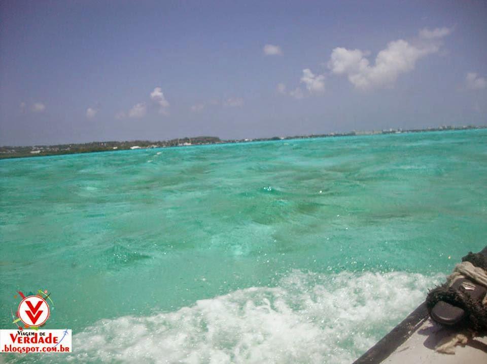 mar azul san andres piscinita
