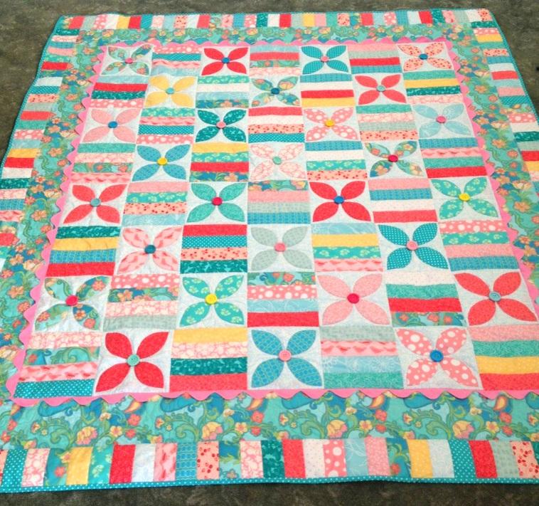 Craft Sew Create: June Bug Quilted! : bug quilt - Adamdwight.com
