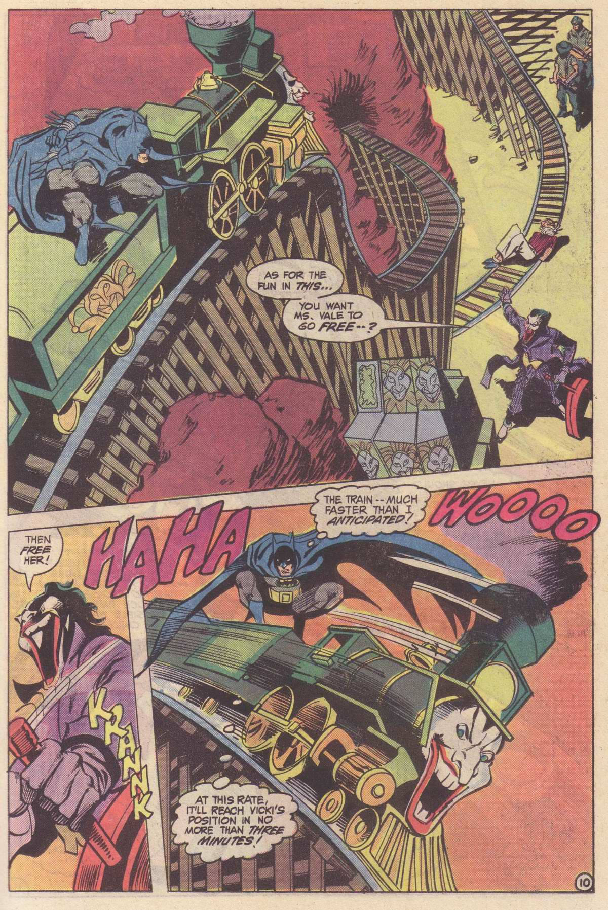 Detective Comics (1937) Issue #532 Page 11