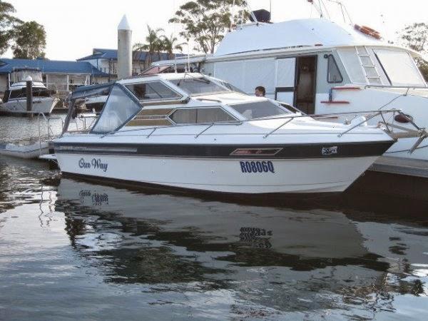1995 Whittley Cruisemaster - Price: AU $35,000