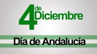 4 diciembre: Día Nacional de ANDALUCÍA