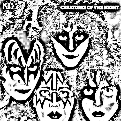 Free Coloring Pages Kiss Band