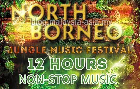 North Borneo Jungle Music Festival 2015