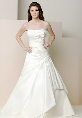Muhlisah second marriage wedding dresses for Wedding dress 2nd marriage
