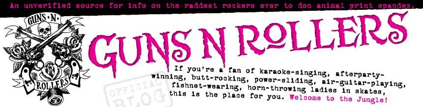Guns N Rollers Official Blog