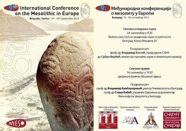 9. Međunarodna konferencija o mezolitu u Evropi