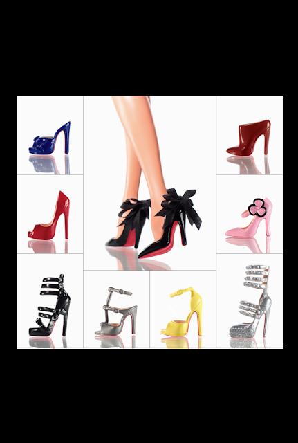 Как сделать для барби обувь