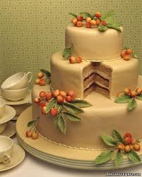Martha Stewart My Dream Wedding Cake
