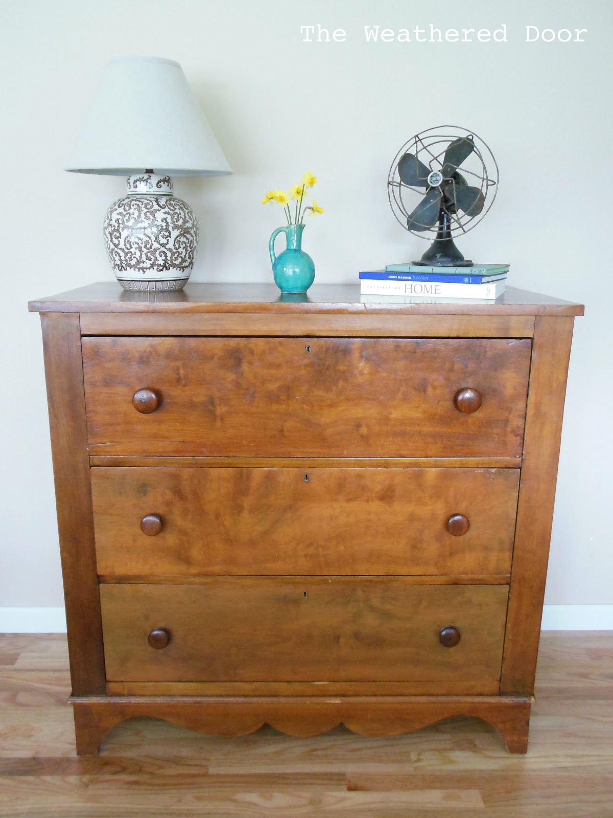 used an showpiece a how dresser desk to old bookshelf transform pin into