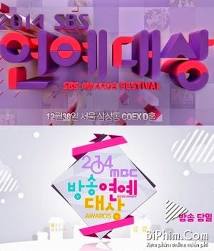 Phim SBS Entertainment Awards 2014