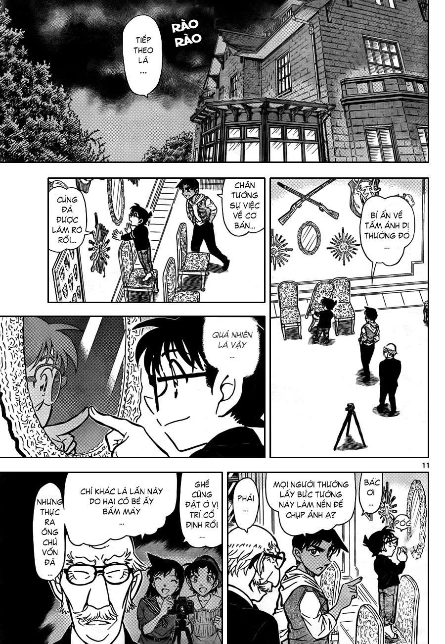 Detective Conan - Thám Tử Lừng Danh Conan chap 837 page 13 - IZTruyenTranh.com