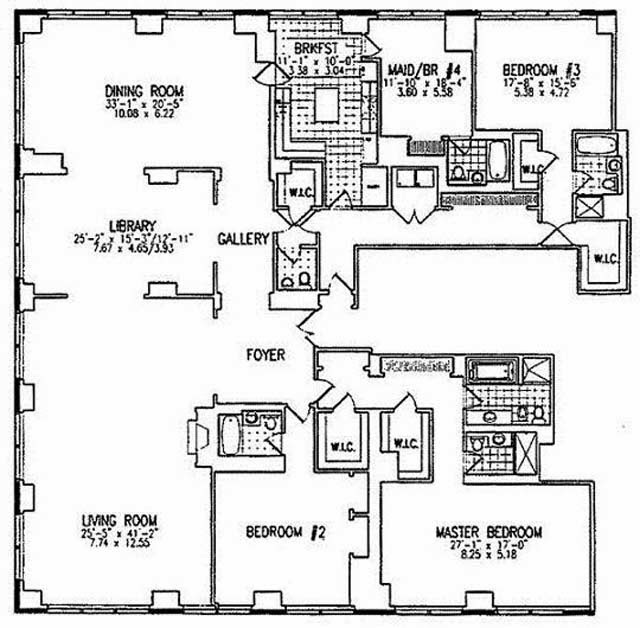 Residential building elevation and floor plan joy studio for Residential house plans and elevations
