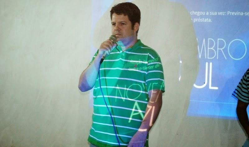 """Prefeitura de Ouro Velho inicia campanha """"Novembro Azul"""""""