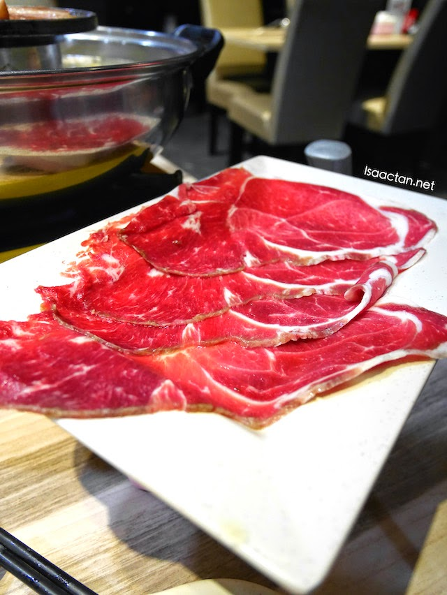 New Zealand Beef Slice