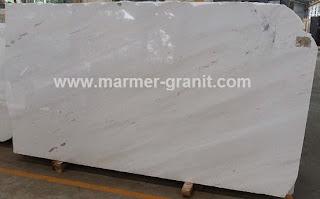 Lantai Marmer Murah Sivec White Marble