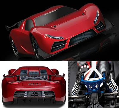 El coche a radio control más rápido del mundo
