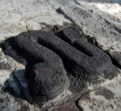 23 lápidas Templo Mayor Azteca