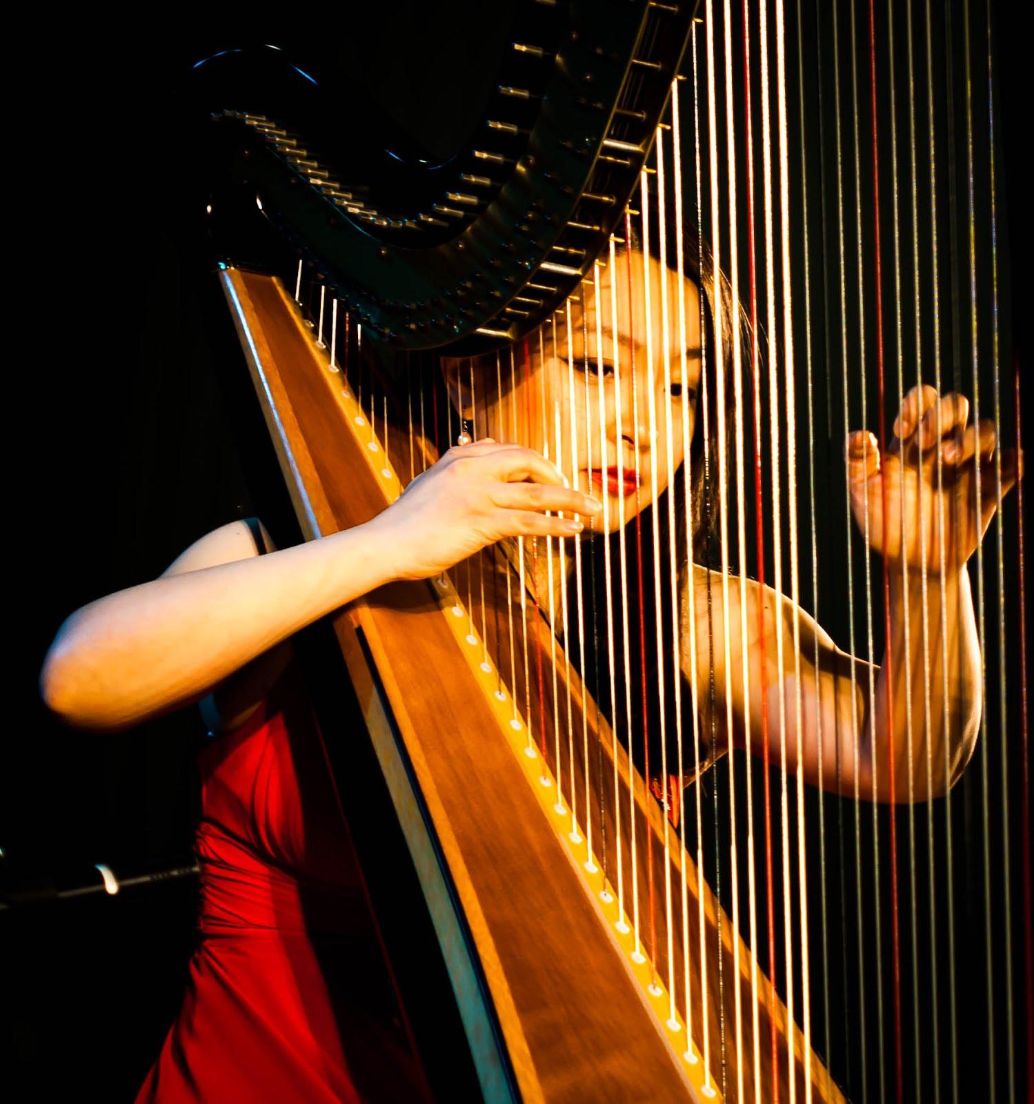 Latest News and reviews of Concert Harpist Teresa Suen-Campbell