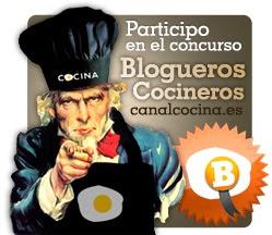 Participo en Blogueros Cocineros
