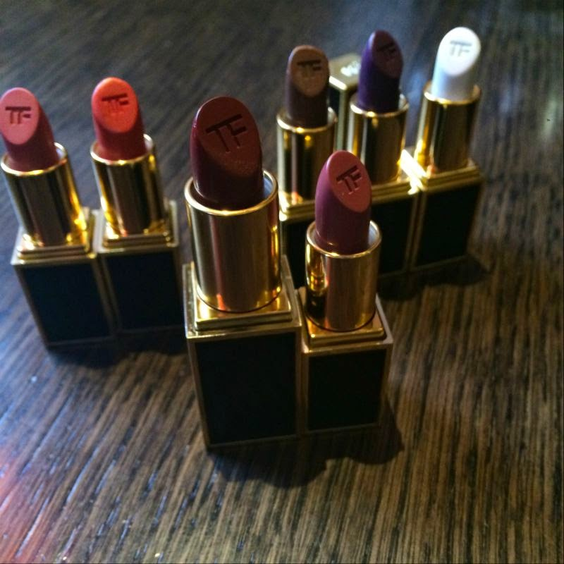 Tom Ford The Lips and Boys Collection