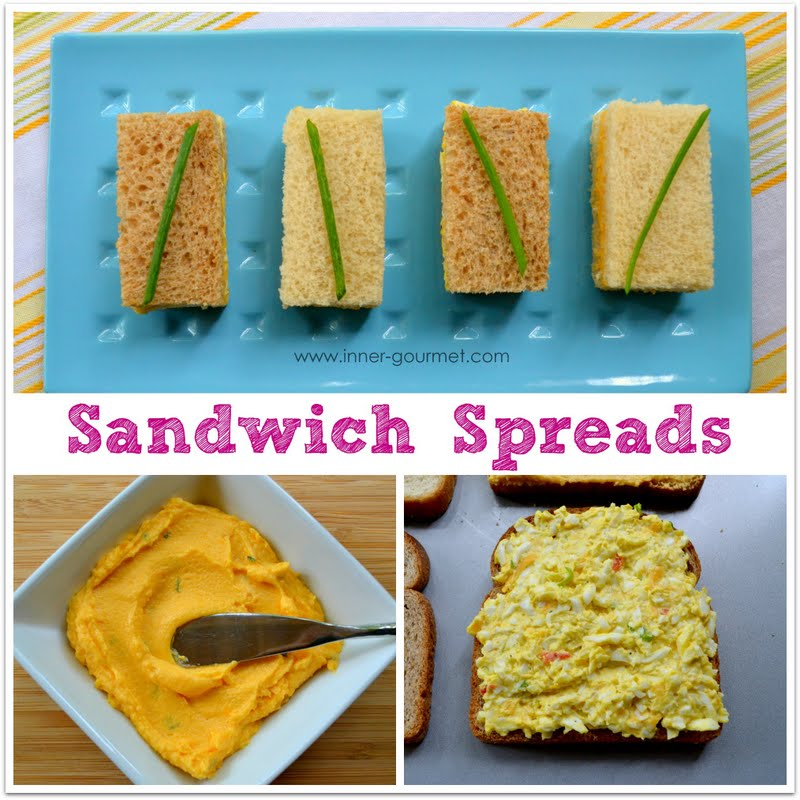 Cheese paste and egg salad sandwiches alicas pepper pot forumfinder Choice Image