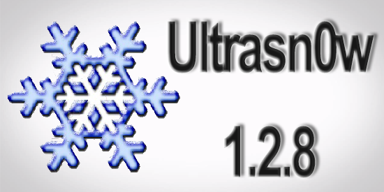 Ultrasn0w se actualiza a la version 1.2.8