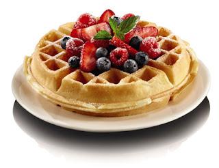 Resep Waffle Lezat