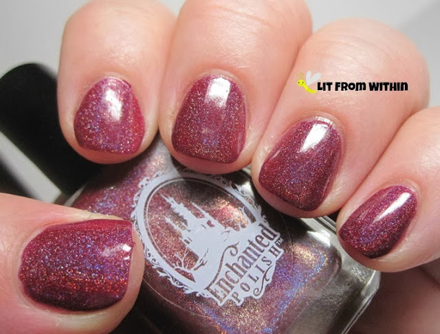 Enchanted Polish Mr. Burgundy
