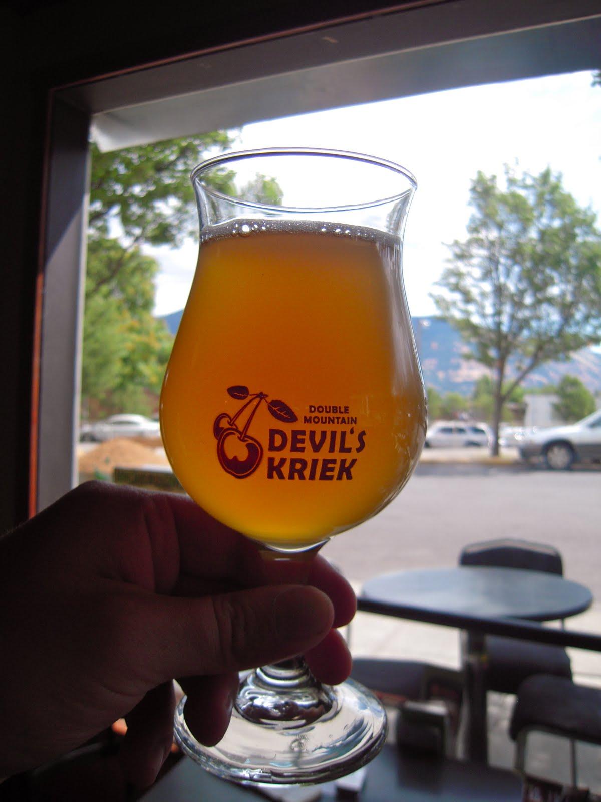 Anatomy Of A Kriek New School Beer