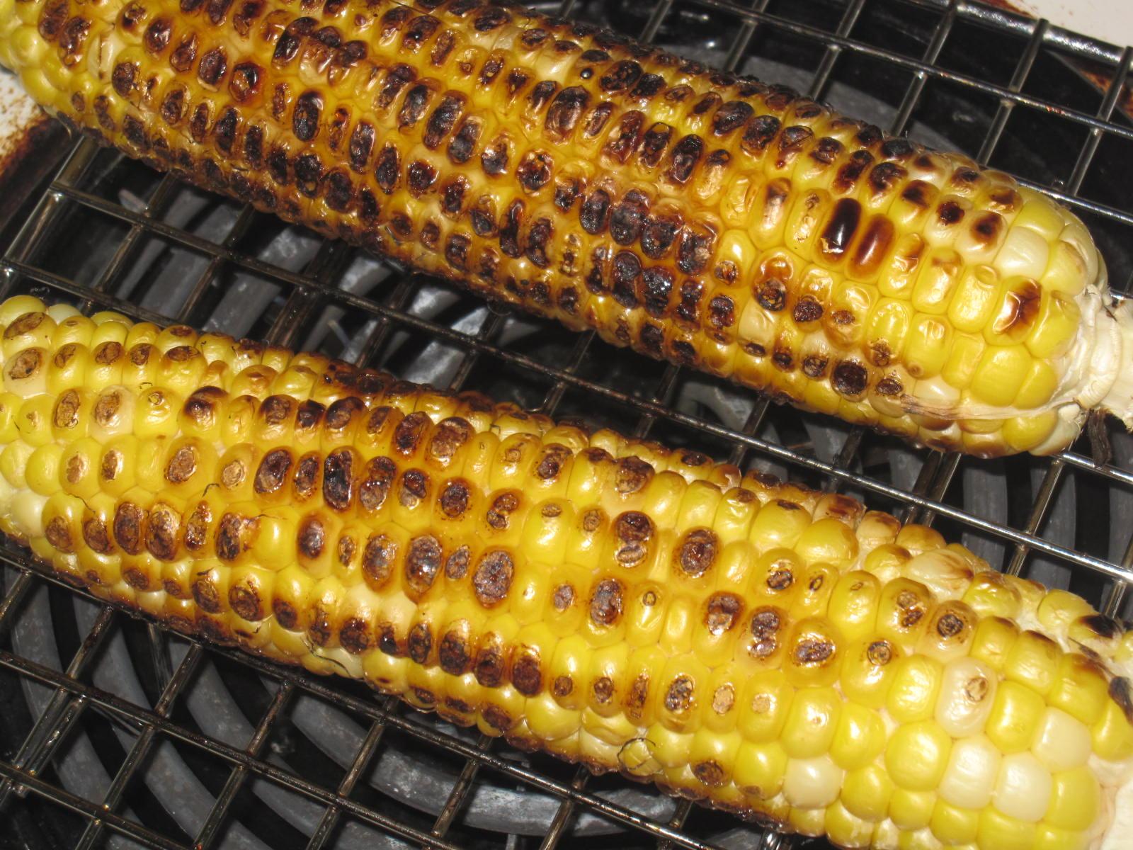 Essence-de-life: Grilled corn