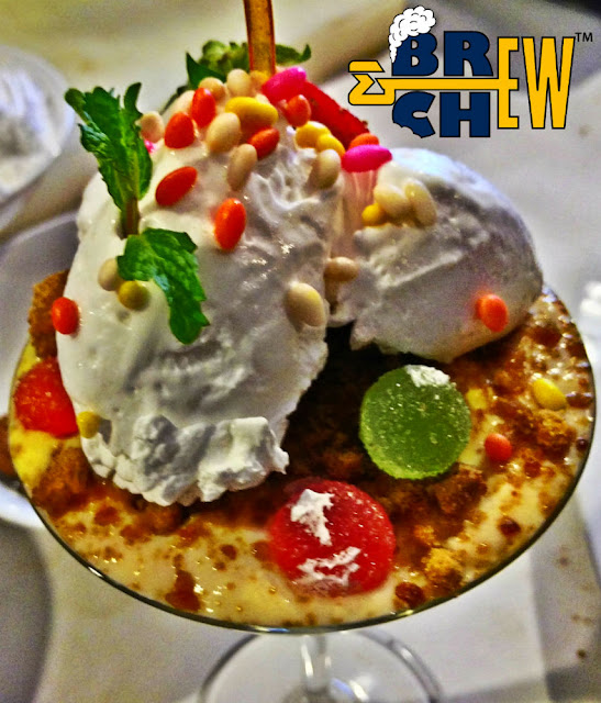 IIHM Young Chef Olympiad, Indian Trifle