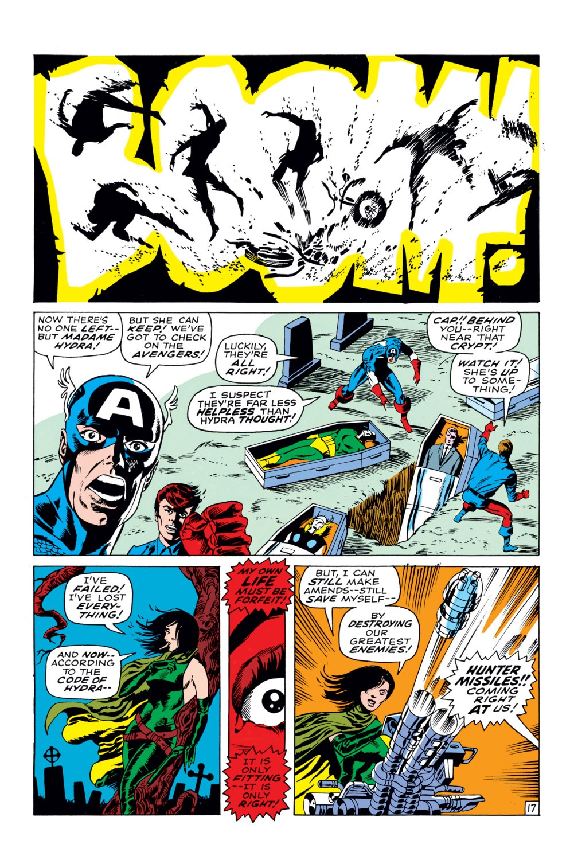 Captain America (1968) Issue #113 #27 - English 18