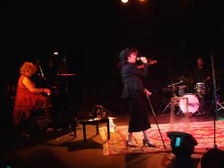 26.10.2012 Dortmund - Schauspielhaus: Little Annie & Baby Dee