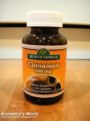 Health Express Cinnamon