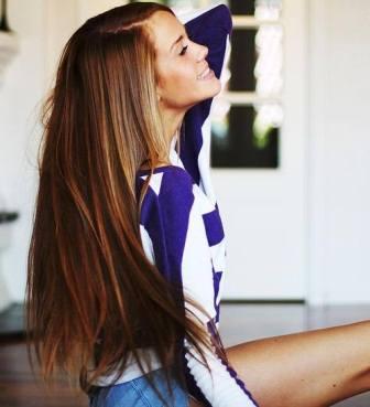 trucos para tener el cabello largo