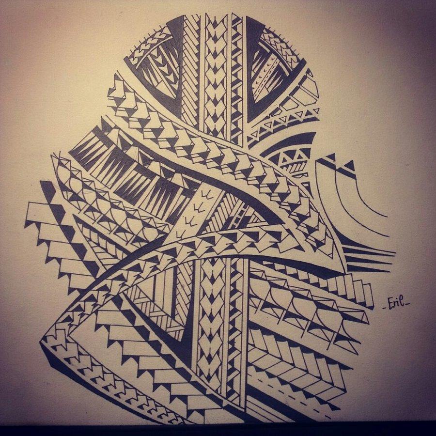 tattoo maori. Black Bedroom Furniture Sets. Home Design Ideas