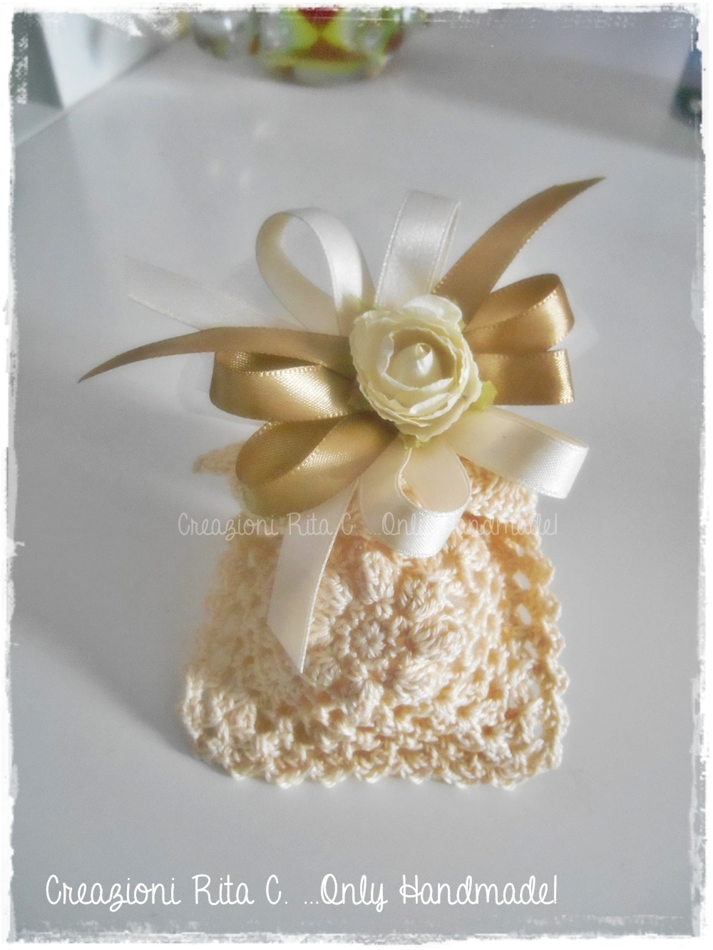 Matrimonio Tema Uncinetto : Creazioni rita c only handmade