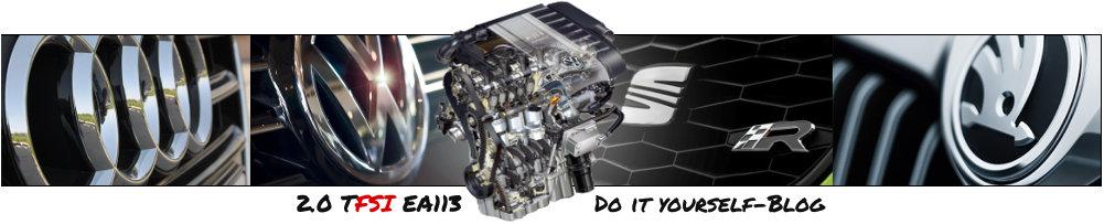 2.0 TFSI DIY-Blog ( 2.0 TFSI, Motorrad, Guides, Infos )