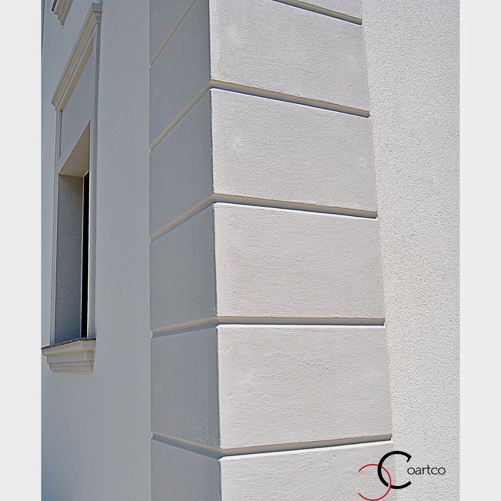 Colt Decorativ fatada Casa