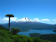 Nature Wallpaper of Llaima Volcano in Chile (nature wallpaper of llaima volcano in chile)