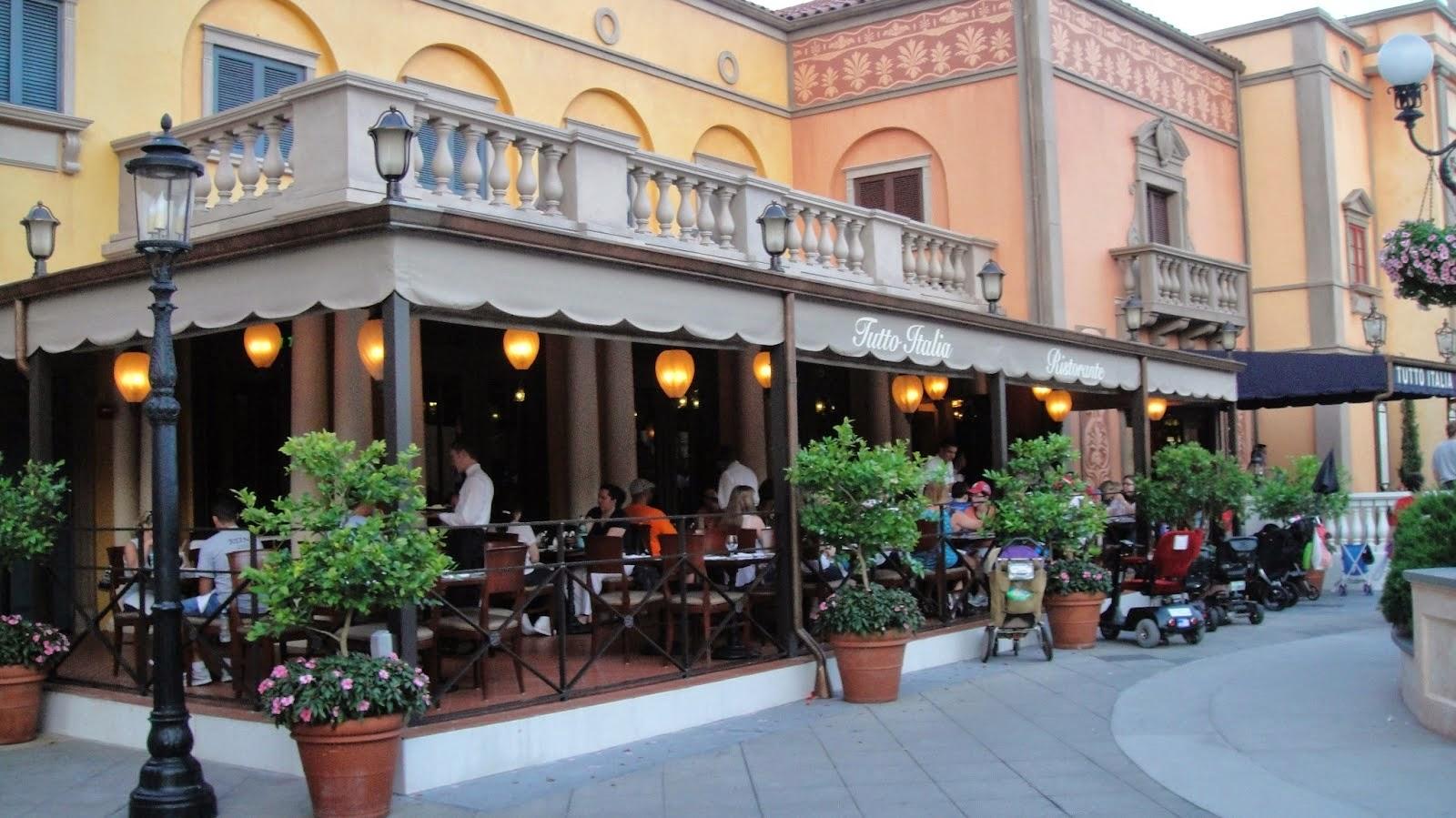 Comida italiana  em Orlando