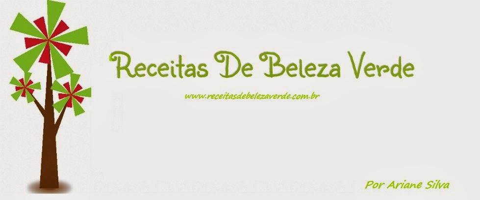 Receitas De Beleza Verde