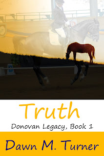 Truth - Donovan Legacy series, Book 1