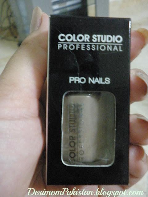color studio professional pro nails